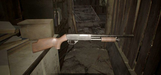 Resident Evil 7: How to get the shotgun, and best M21 Shotgun strategies