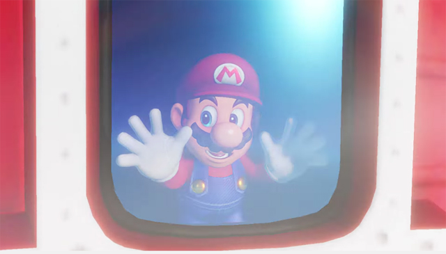 Super Mario Odyssey is a strange delight and a confusing mess all in one