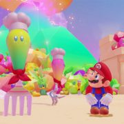 Super Mario Odyssey looks balls-to-the-wall crazy