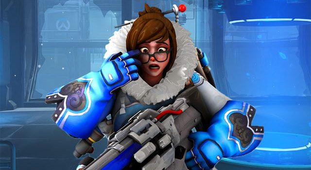 It's Blizzard vs Twitch in the ultimate Overwatch gif showdown