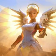 Overwatch voice lines hint at Mercy-Genji romance