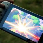 A fan avoids the press rampage to go hands-on with the Nintendo Switch