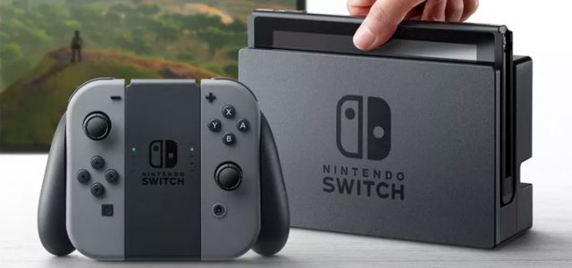 Nintendo Switch release date and price revealed