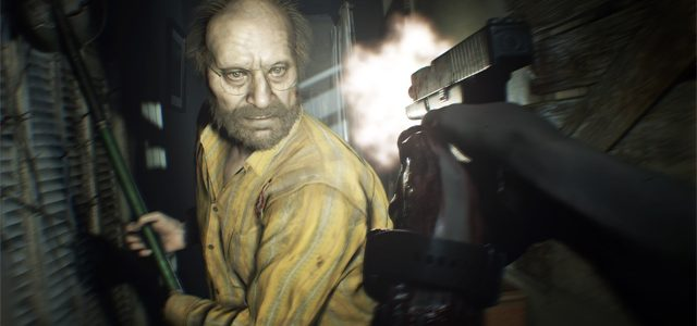 Capcom sounds off on likelihood of Resident Evil 7 coming to Nintendo Switch