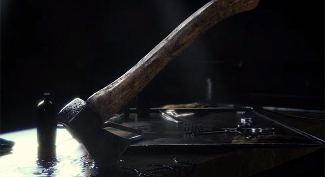 Resident Evil 7 axe location and strategy guide