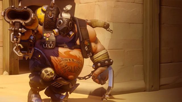 roadhog patch notes