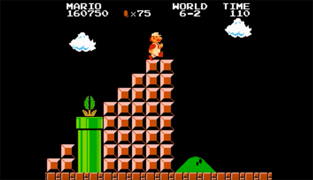 Report claims Nintendo downloaded random Super Mario Bros