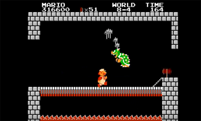 Report claims Nintendo downloaded random Super Mario Bros
