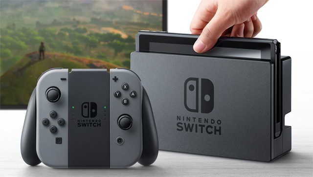 Nintendo Switch Outsells Wii U