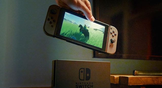 What we should expect from today's Nintendo Switch presentation