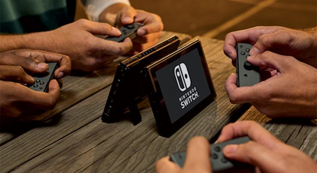 Nintendo insists thin Switch launch lineup isn't be-all and end-all