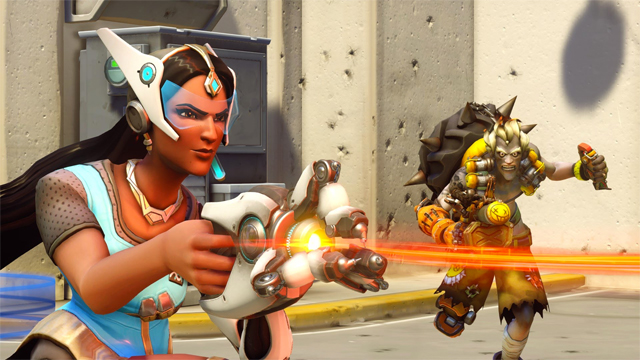 New Symmetra rework details and season 10 revealed
