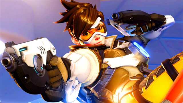 Blizzard teasing Overwatch reveal for next week: New King's Row Uprising event and Tracer skin