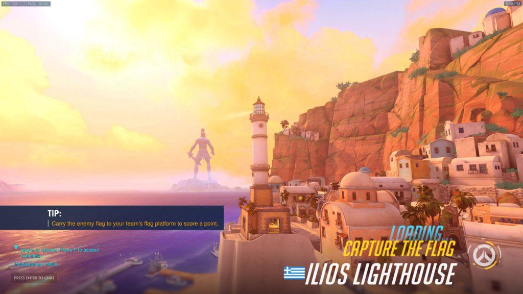 overwatch illios capture the flag