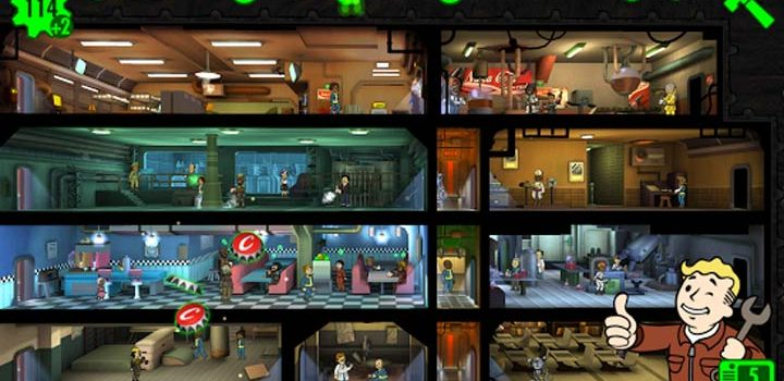 Fallout Shelter finally makes its way to Xbox One