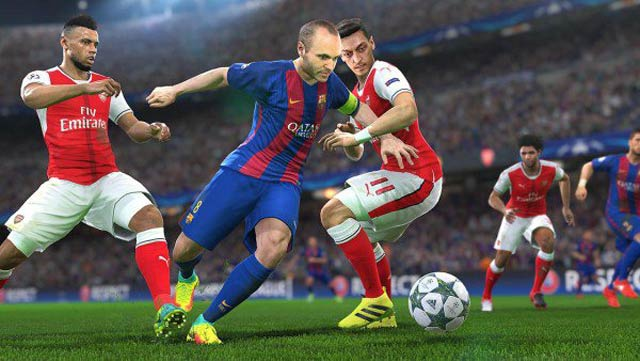 FIFA 18 on Nintendo Switch is 'custom built', but no word on Frostbite 3