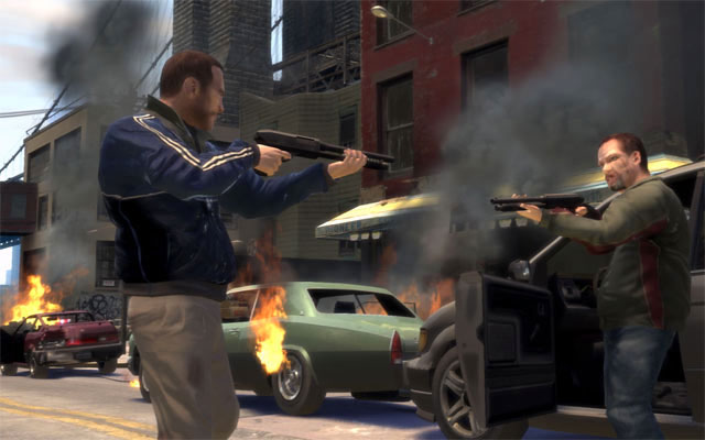 gta 4 backwards compatible