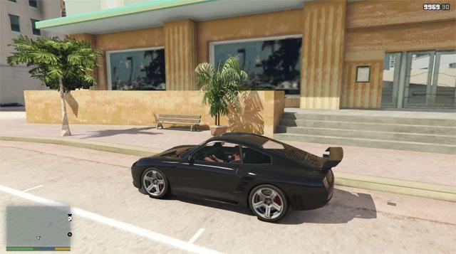 Vice City returns in new GTA V mod – Fenix Bazaar