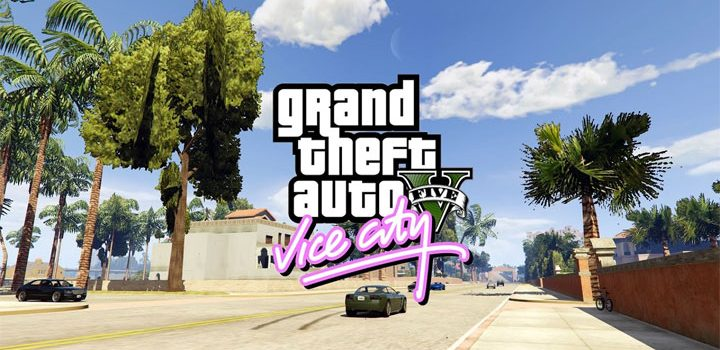 Vice City returns in new GTA V mod