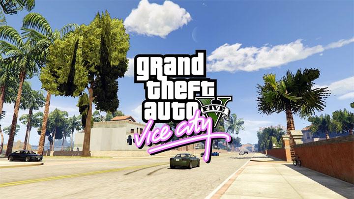 Vice City returns in new GTA V mod
