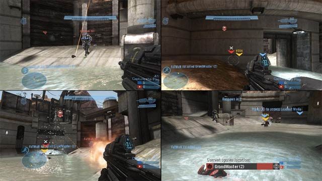 halo split screen