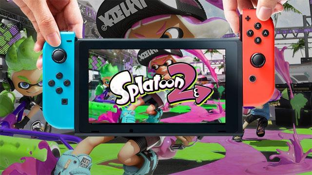 splatoon 2 esports