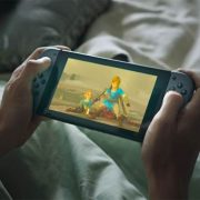 Nintendo Switch storage space will fit roughly three full games