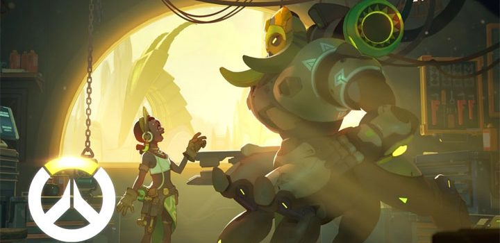 Overwatch's 24th hero revealed: An omnic named Orisa