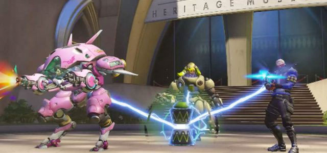 Orisa now playable in Overwatch Competitive Play season 4