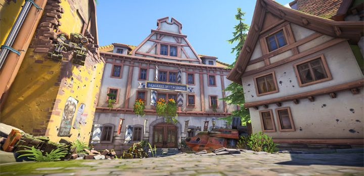 One of Overwatch's best maps is being tweaked to achieve 50/50 winrate