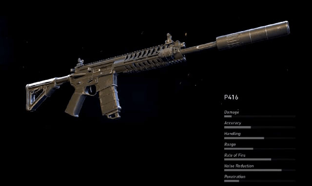 Ghost Recon Wildlands weapons list: Stats, parts and location of