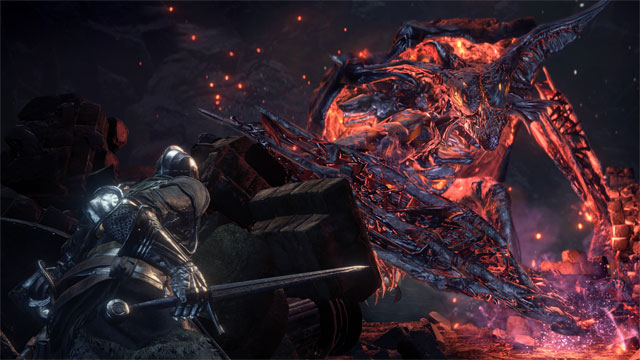 Dark Souls 3 Latest DLC Is Goodbye For The Series