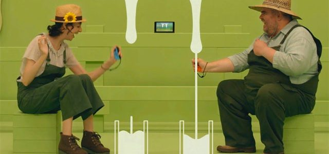 Nintendo is set to battle a dairy museum in a real life cow-milking contest