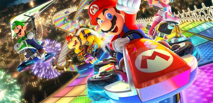 Mario Kart 8 Deluxe achieves another amazing milestone for Nintendo