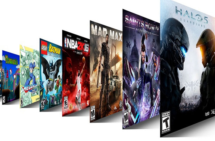 Xbox Games Pass offers subscription-based model for unlimited game access