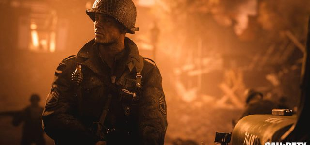Call Of Duty WW2's new multiplayer modes and features detailed