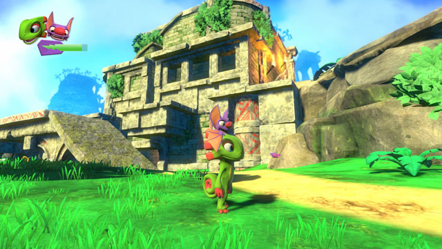 yooka laylee collectibles
