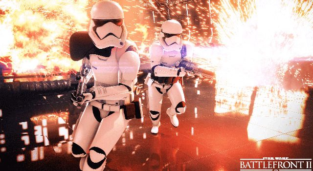 Star Wars Battlefront 2 will be playable first on Xbox One and PC