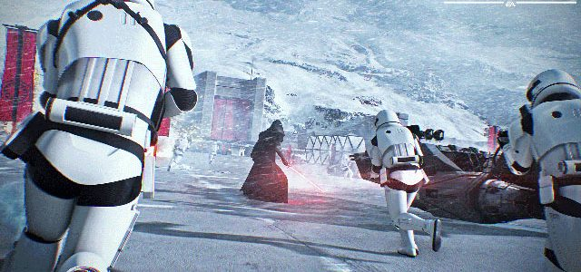 Battlefront 2 split-screen co-op exclusive to Xbox One and PS4