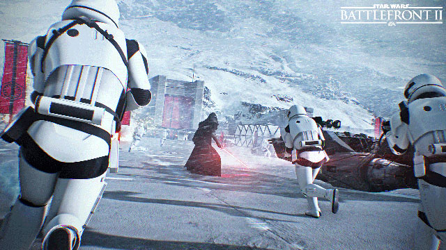 Star Wars Battlefront 2 launches in November, here's its first trailer