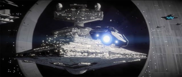 Star Wars Battlefront 2's space battles pave the way for something special