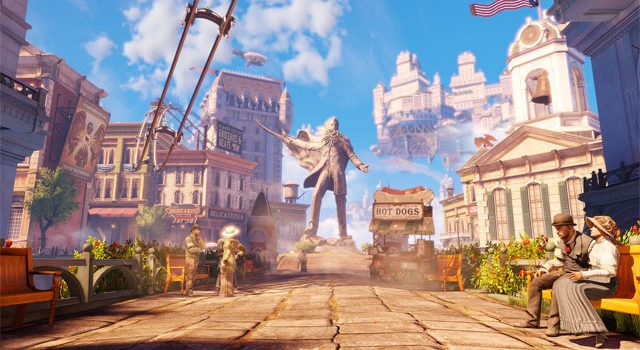 BioShock Infinite vigors locations and tips