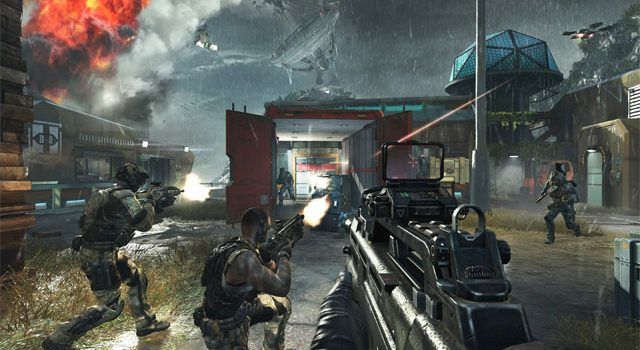 Black Ops 2 has more than 100,000 people playing right now