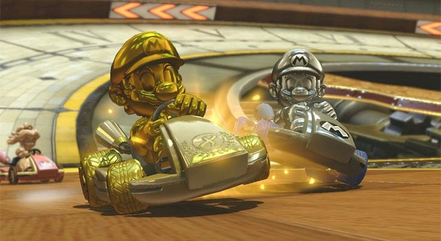 Mario Kart 8 Deluxe: How to unlock Gold Mario