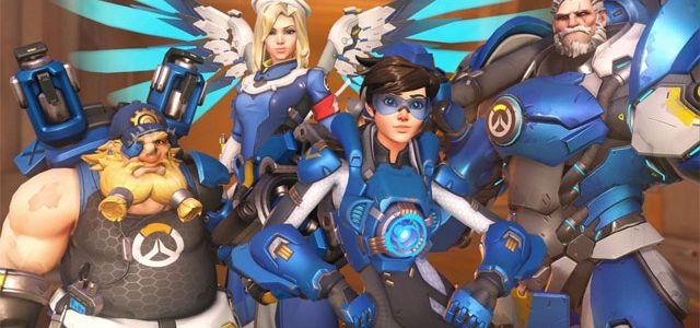 Overwatch Uprising default mode unlocks more story dialogue with every win