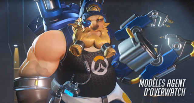 Overwatch Insurrection torbjorn skin