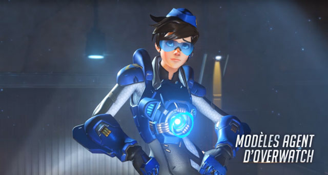 Overwatch Insurrection tracer skin