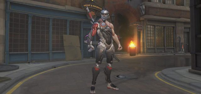 Overwatch Uprising skins detailed as event launches