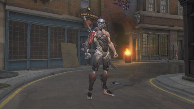 overwatch uprising skins