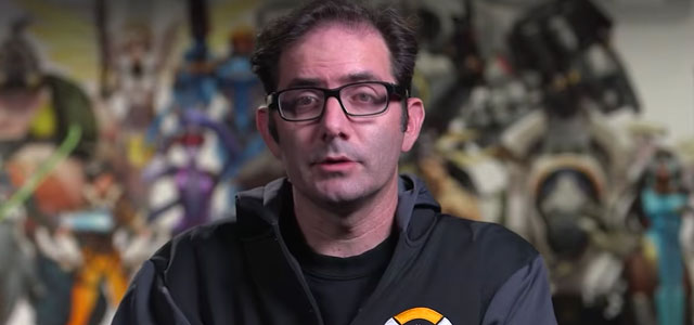 Overwatch's Jeff Kaplan singing Smash Mouth's 'All Star'